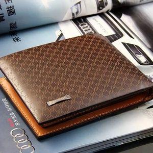 New men's wallet